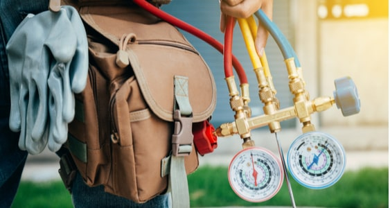 services heating and cooling maintenance
