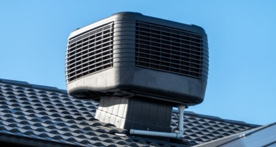 Cleaning Service - heating and cooling - Evaporative Coolers
